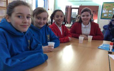 RRSA Champions Visit to Kirklevington Primary