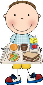 school dinners image