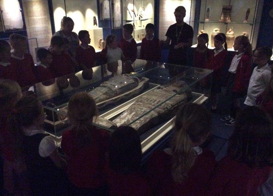 Year 3 Trip to Durham Oriental Museum