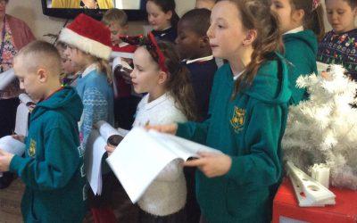 School Council Spread Christmas Cheer!