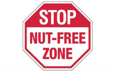 We Are A Nut Free School